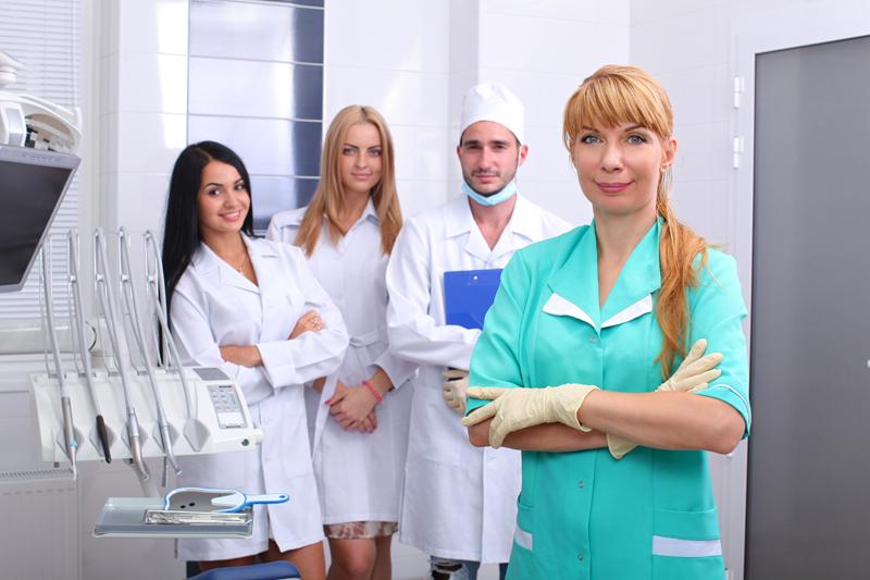 Oral Health Care Professionals
