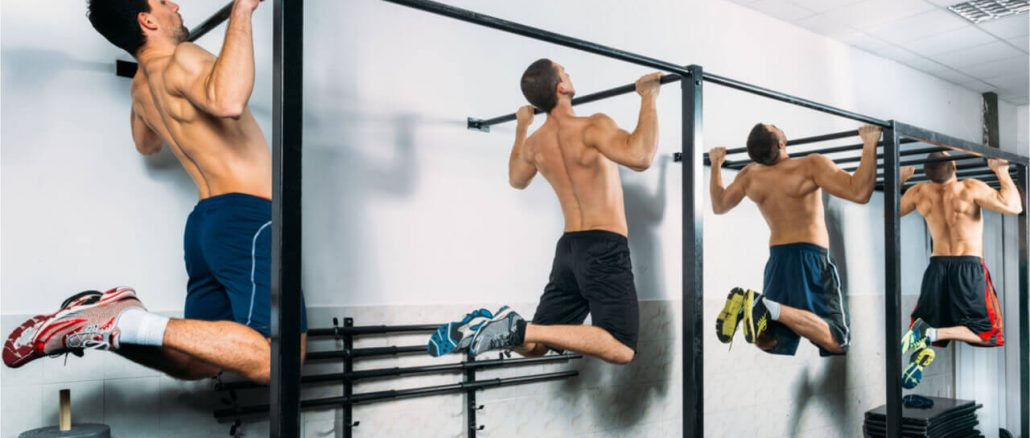 Which Regular Exercises Are Used In A US Marine Fitness Test