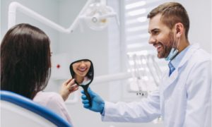 professional teeth replacement